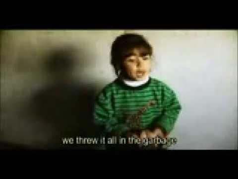 listen  to the kids in palestine gaza