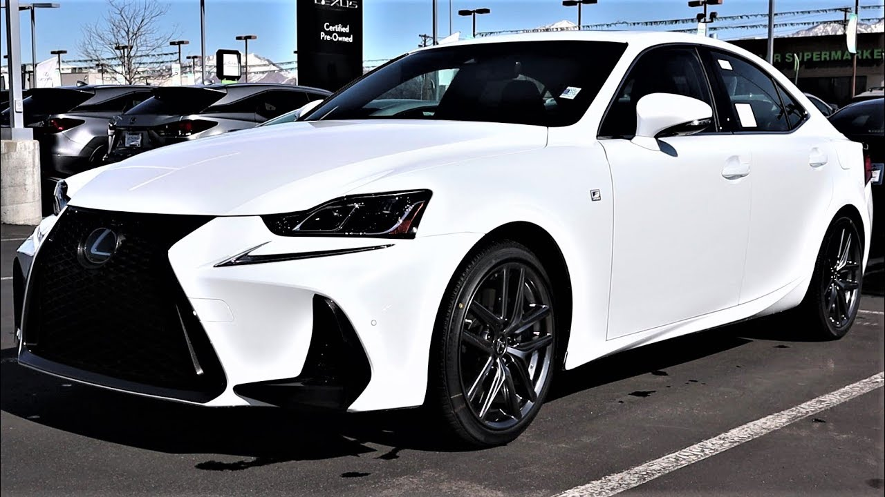 2020 Lexus IS350 Redesign and Concept