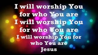 For Who You Are By Hillsong