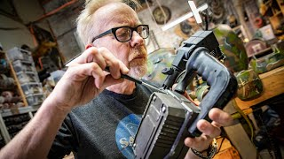Adam Savage's One Day Builds: Aliens Colonial Marines Shoulder Lamp!
