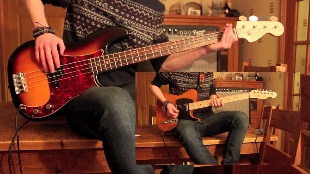 fix you coldplay bass lead guitar cover youtube. Black Bedroom Furniture Sets. Home Design Ideas