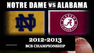 Alabama Crimson Tide Wins 42-14 | 2013 National Champions