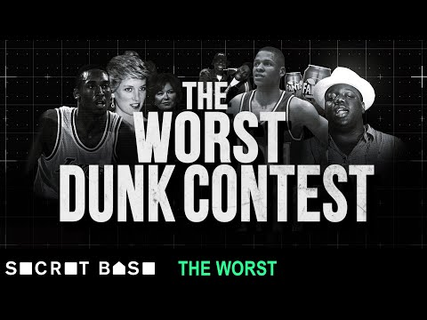 The Worst NBA Dunk Contest: 1997 - Episode 2