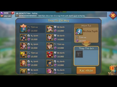 Review Account Khủng Lordsmobile 🤤🤤🤤🤤🤤