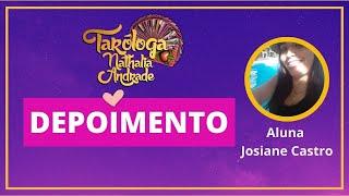 Depoimento Aluna Josiane Castro