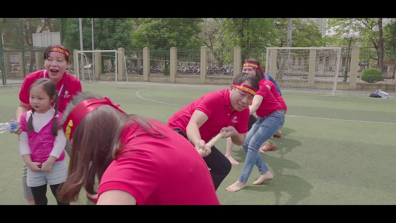[ Trường Đại học Kinh tế – ĐHQGHN] Video chuỗi teambuilding QLKT K25, 26