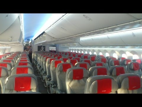 Norwegian Air Shuttle | 787 Dreamliner Experience | OSL - LGW (full flight) | 1 August 2013 | EI-LNA