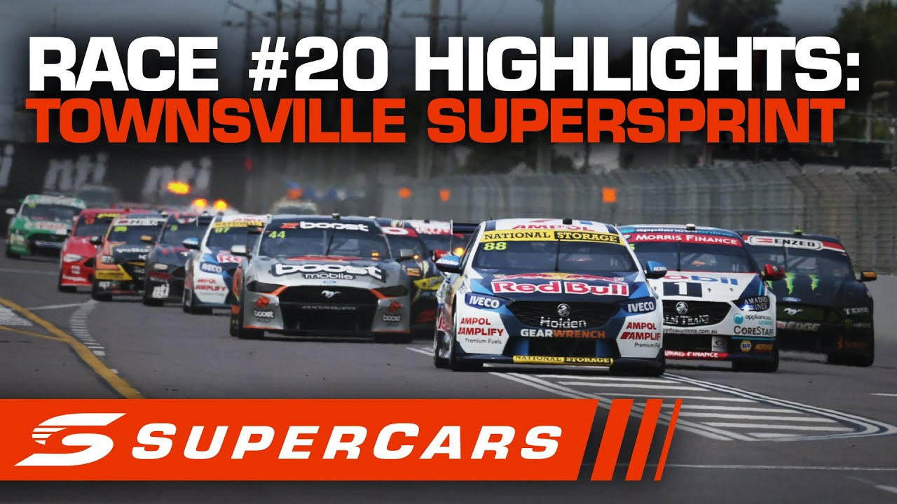 Winners and Losers from the Townsville SuperSprint