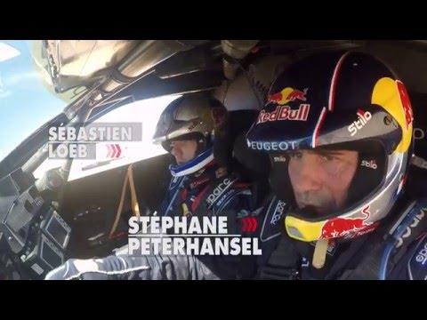 Sébastien Loeb Gears Up for First Dakar | Dakar 2015