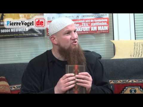 Pierre Vogel - Der Kufr des Professors Mouhanad Khorchide