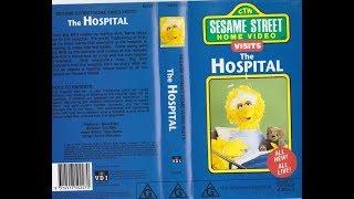Sesame Street Home Video Visits The Hospital
