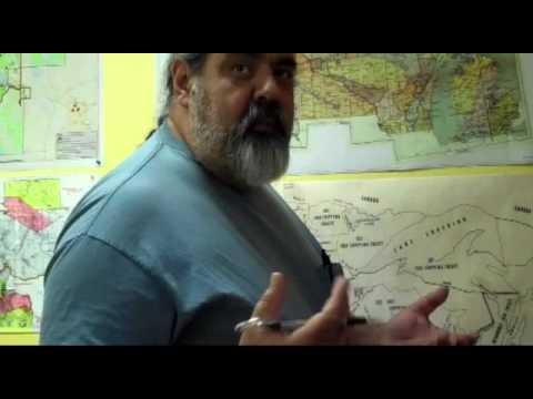 Winona LaDuke interviews Frank Bibeau Aabitoose N