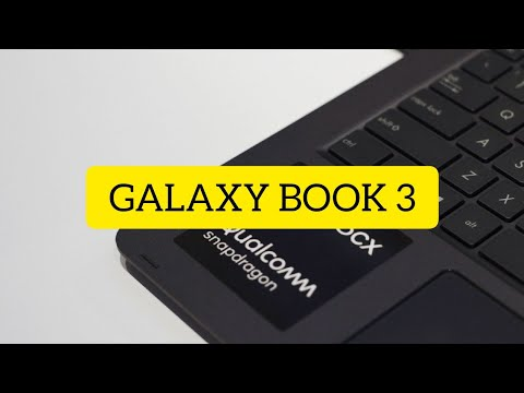 Galaxy Book 3  could be the perfect Android/Windows Device!
