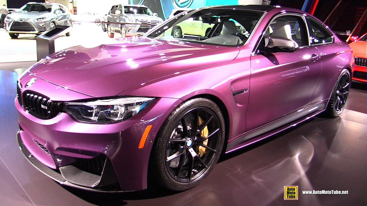 2018 BMW M4 M-Performance Accessorized - Exterior and ...