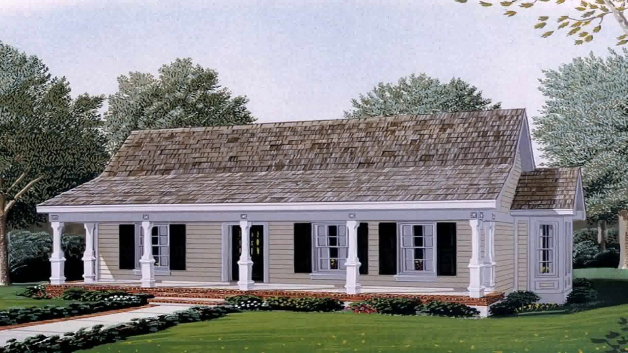 Ranch Style House Plans 1200 Sq Ft Youtube