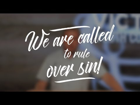 We are called to rule over sin! // Gershon Twilley (Message)