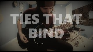 August Burns Red - Ties That Bind (Guitar Cover)