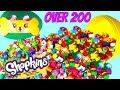 Super Mega Huge Surprise Lot of Over 200 SHOPKINS Season 1, 2, 3, 4 & Exclusives