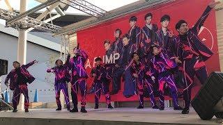 2019年3月2日にららぽーと名古屋みなとアクスルにて行われたDA PUMPの...