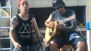Punk guy (nofx acoustic cover) - Paul Gonzalez & Facu Gait