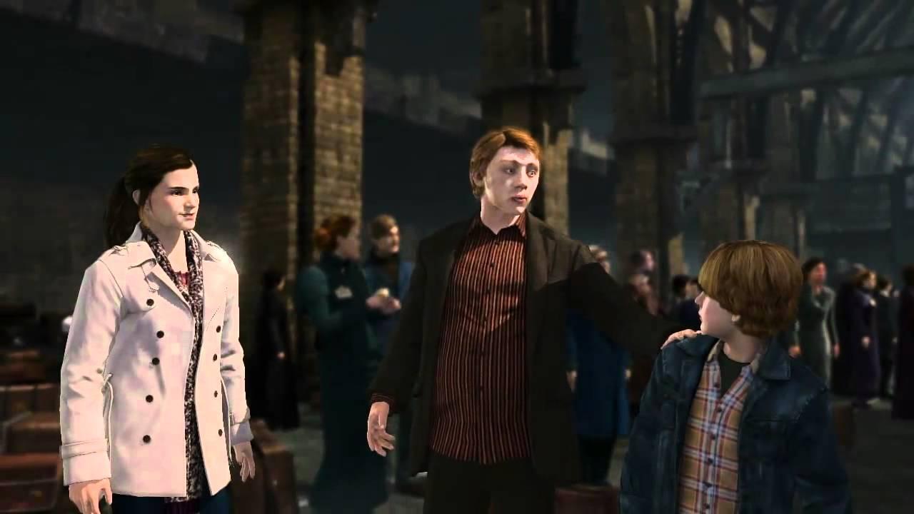 Часть 15 прохождение Гарри Поттер и дары смерти (часть 2 ...