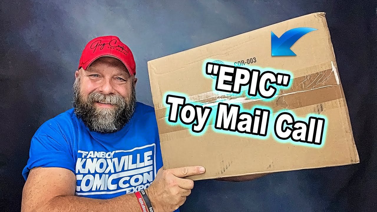 """""""EPIC"""" Toy Mail Call 