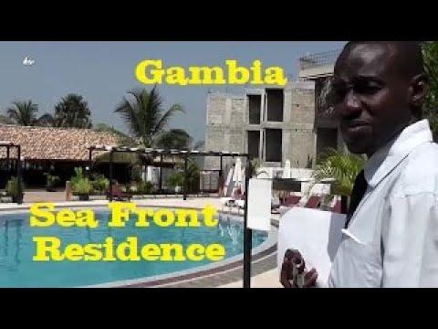 Sea Front Residence .Bijilo, Gambia.