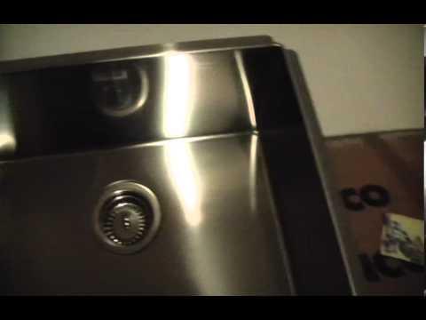 Ordentlich Blanco SteelArt SpülBecken BLANCOCLARON 500-U zu verkaufen - YouTube QS44
