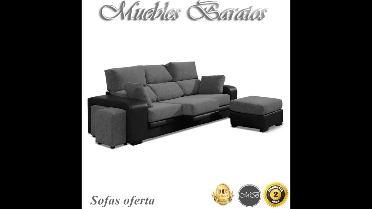 Sofas baratos en tienda muebles online sofas de muebles for Sofas baratos on line