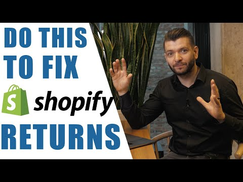 How To Handle Returns And Refunds For Shopify Dropshipping In 2020