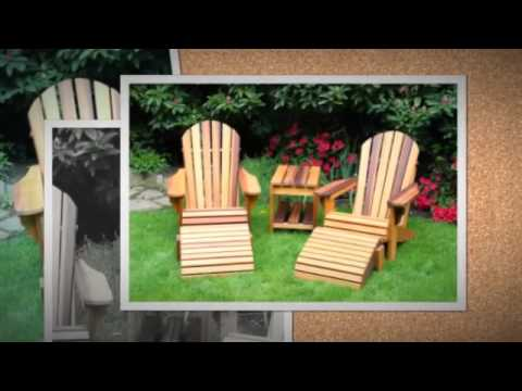 Delightful Oregon Patio Works Adirondack Chairs