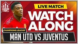 Manchester United vs Juventus LIVE Stream Watchalong