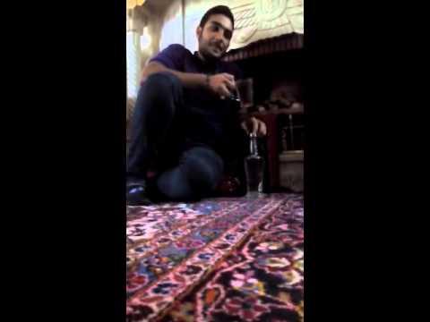 Chalesh araghkhori shirazi /yeki dge az bachehaye ba maram , noooshe jan agha