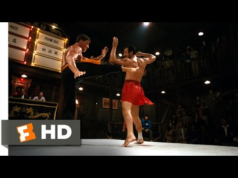 Bloodsport 79 Movie   Dux vs. Paco 1988 HD