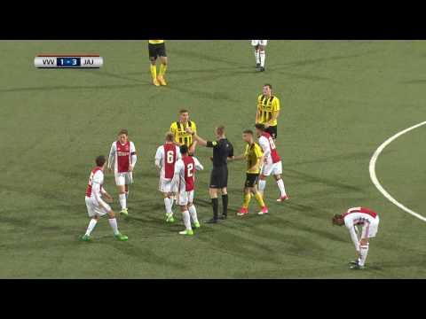 VVV-Venlo - Jong Ajax