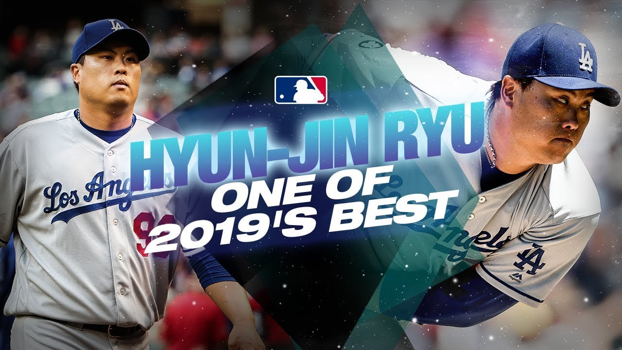 Dodgers Hyun-Jin Ryu CONTINUES to dominate in 2019   MLB Highlights