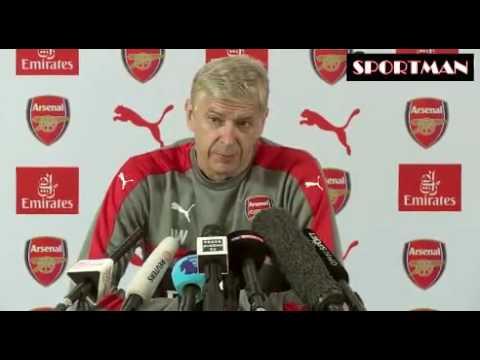 Arsene Wenger Pre-Match Press Conference FULL - Leicester v Arsenal