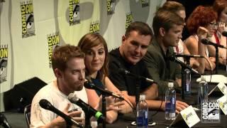 Comic-Con 2015: How Seth Green Got Involved in Con Man