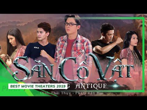 Phim Chiếu Rạp Hay 2019 | SĂN CỔ VẬT Full | Phim Võ Thuật Phiêu Lưu Hài Hành Động