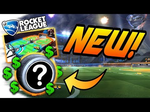 Rocket League UPDATE: $180 ITEM COMING! - Rocket League Hot Wheels IRL (Gameplay/Better Than Crate)