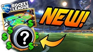 Rocket League UPDATE: $180 ITEM COMING! - Rocket League Hot Wheels IRL (Gameplay/Better Than Crate)