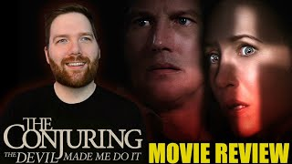 The Conjuring: The Devil Made Me Do It - Movie Review