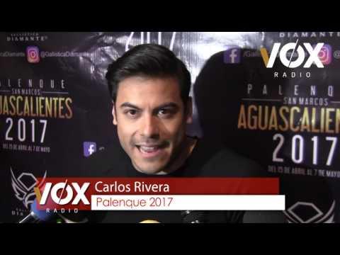 CARLOS RIVERA EN AGUASCALIENTES 2017