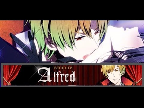 Blood and Roses + ~ Alfred Serenade Ending