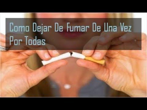 Para dejar fumar es necesario comprender