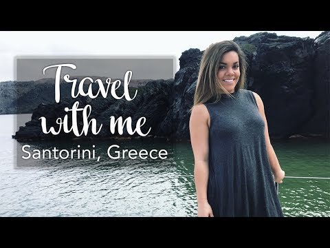 Travel With Me || GREECE DAY 3 || Spring Break Vlog