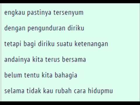 Mencari Alasan - Exist (Lyrics By Me)