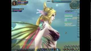 Perfect World Mermaid/man Transformation Gameplay (Tide Born) ≈ Female/Male ≈ Emily and Shun