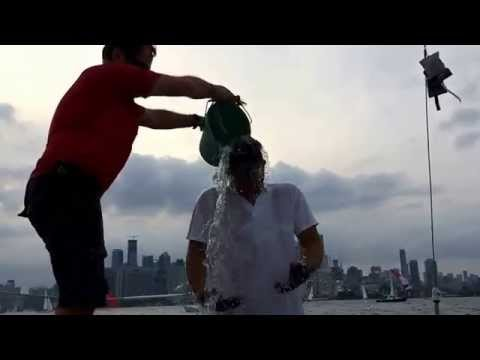 A nautical response to the ALS ice bucket challenge