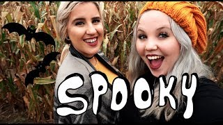 Haunted House, Corn Maze, And Fun At Pumpkin Fest!!